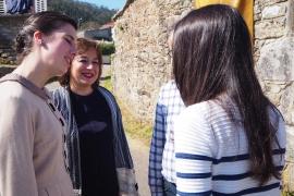 La Xunta participa en la II edición de Literatas con la entrega de galardones 'Mulleres de Ferro' en la Fundación Eduardo Pondal
