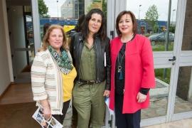 A secretaria xeral da Igualdade, Susana López Abella participou esta tarde nas Xornadas de empoderamento e liderado da muller da pesca en Galicia organizadas pola Asociación Nacional de Mulleres da Pesca
