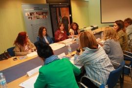 A secretaria xeral da Igualdade, Susana López Abella presidiu hoxe o Pleno da Unidade da Muller e Ciencia