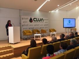 """A secretaria xeral da Igualdade, Susana López Abella participou na Cidade da Cultura nas Xornadas Mulleres de Seu """"O futuro de todas"""""""