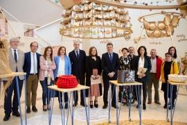 A Xunta reivindica a calidade e proxección internacional da artesanía galega coa exposición 'Pensar coas mans' na Cidade da Cultura
