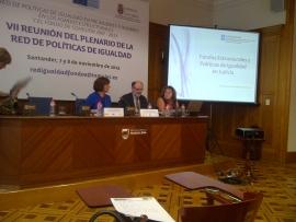 A secretaria xeral da Igualdade, Susana López Abella, participou no 7º pleno da Rede de Políticas de Igualdade nos fondos europeos