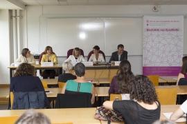 Susana López Abella ha participado en la inauguración de unas jornadas organizadas por la Oficina para la Igualdad de Género de la Universidad de A Coruña