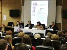 A Xunta destaca o papel da universidade na sensibilización e formación da mocidade contra a violencia de xénero