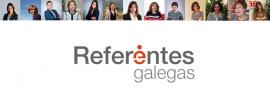 """O programa """"Referentes galegas"""" ten como obxectivo poñer en valor e dar a coñecer ás mulleres profesionais galegas que son líderes nos seus respectivos sectores"""