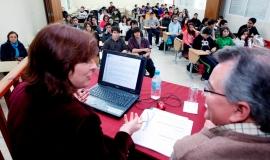 A secretaria xeral da Igualdade, Susana López Abella, estivo no IES A Pinguela en Monforte de Lemos onde explicou a importancia da conmemoración do Día Internacional da Muller o vindeiro 8 de marzo.