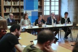 A Xunta analiza nun informe a situación das mulleres no sector audiovisual e das artes escénicas