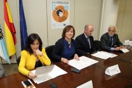 A secretaria xeral da Igualdade presidiu o acto de celebración do 'Día Internacional das Rapazas nas TIC', no que tamén participaron a directora da Amtega e o director do CESGA