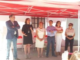 """A secretaria xeral da Igualdade, Susana López Abella, participou hoxe en Piñor na inauguración do novo local social da asociación """"A Rubideira"""""""