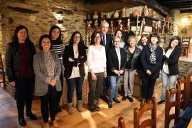 A Xunta chama en Arzúa a fomentar no rural galego o emprendemento feminino desde a innovación