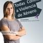 """Cartel """"Todos contra a Violencia de Xénero"""" - Teresa Portela"""